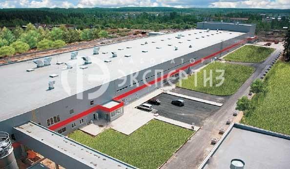 Территория завода металлимпресс
