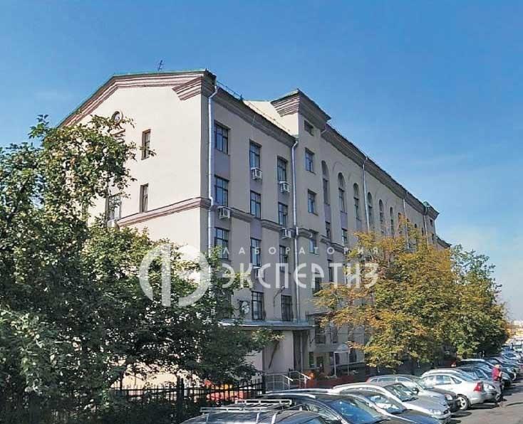 Волоколамское шоссе 90 здание ГосМКБ Вымпел