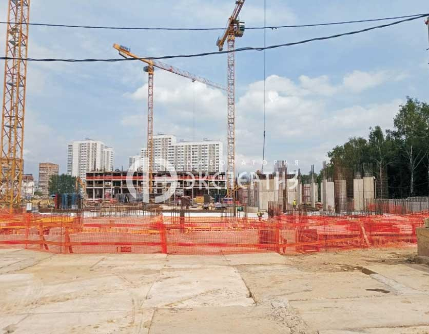 ЖК лучи строительство Аванти Строй Групп.