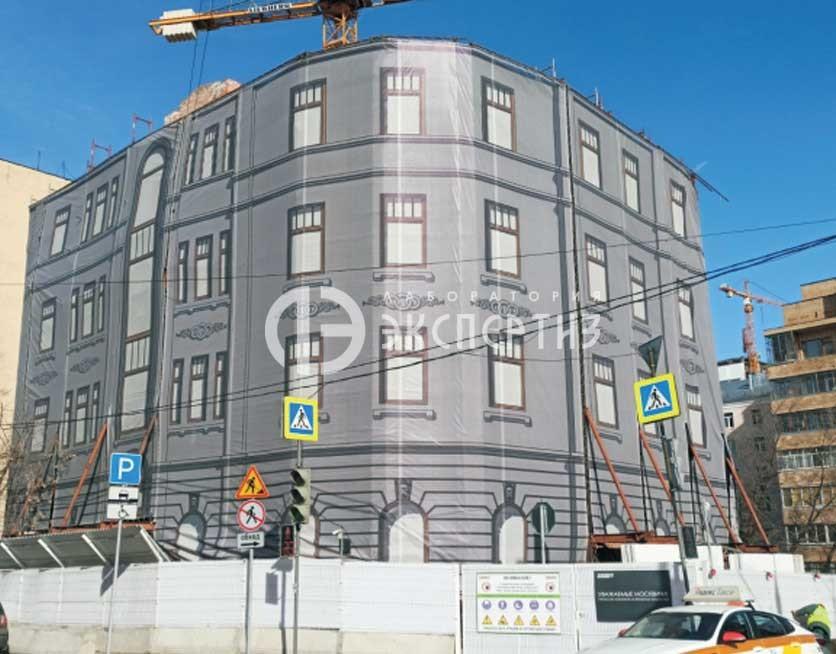 Строительство ЖК Полинессо м.Грузинская